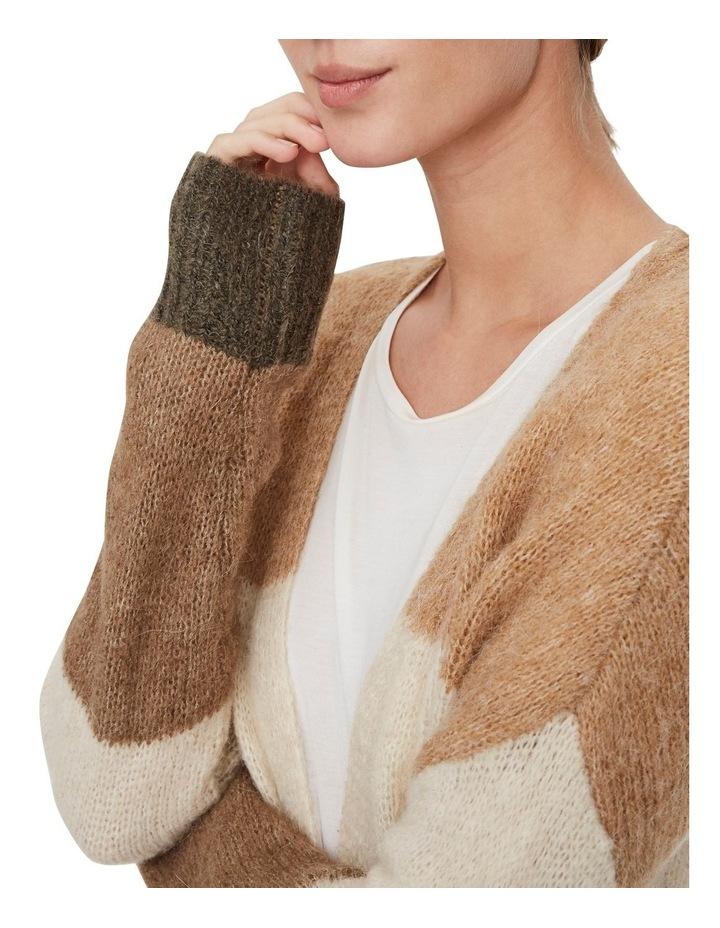 Isaella Long Sleeve Belt Cardigan image 4