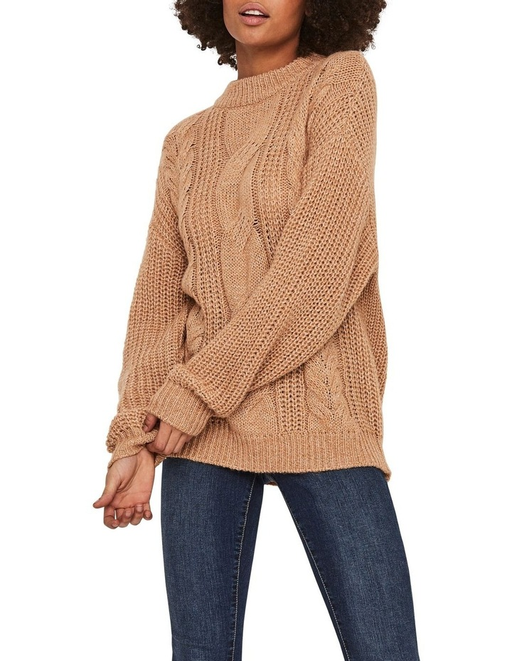 Malou Long Sleeve Cable Knit image 1