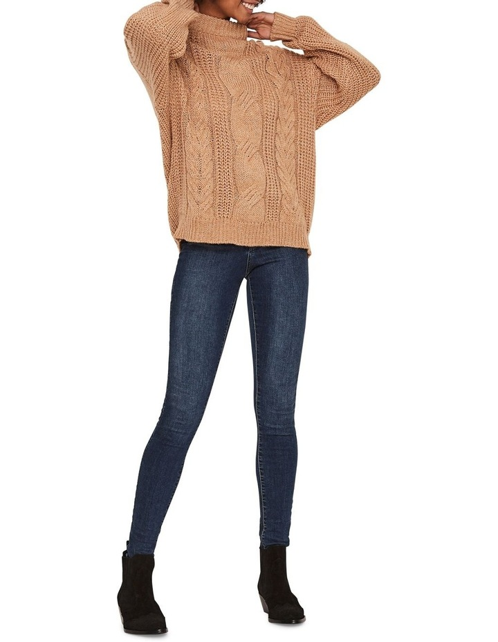 Malou Long Sleeve Cable Knit image 3