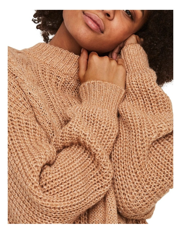 Malou Long Sleeve Cable Knit image 4