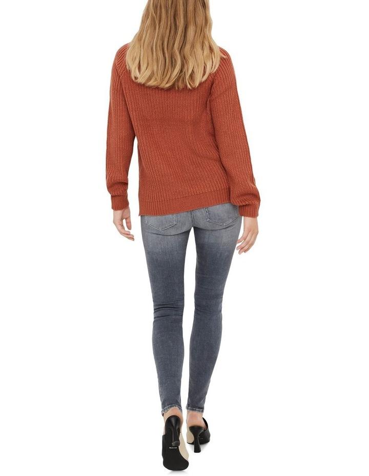 Newlea Long Sleeve O-Neck Blouse image 2