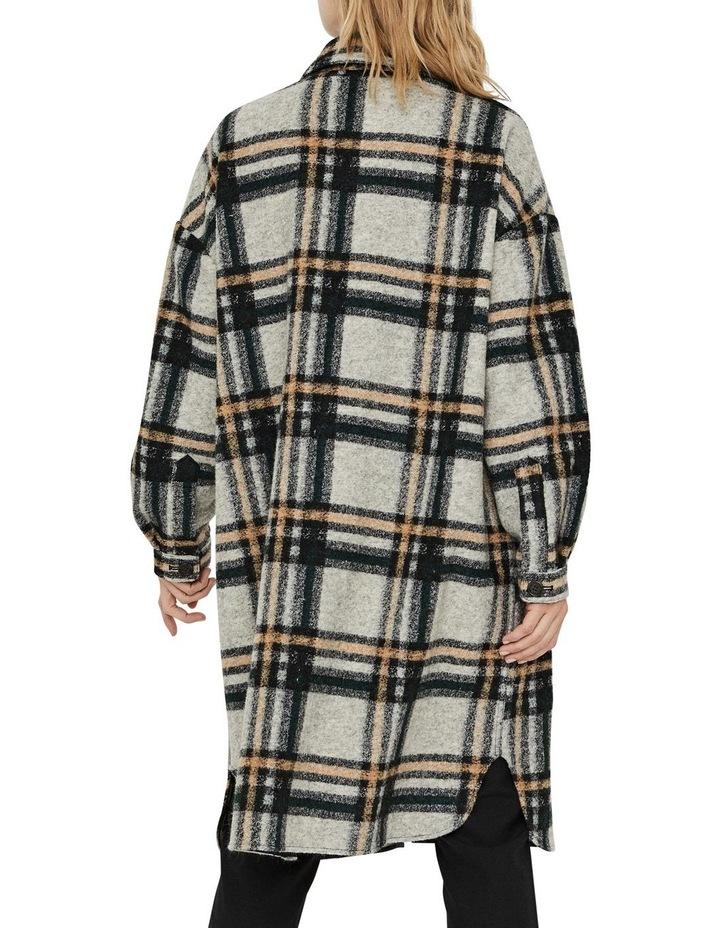 Chrissie Long Check Shirt image 3