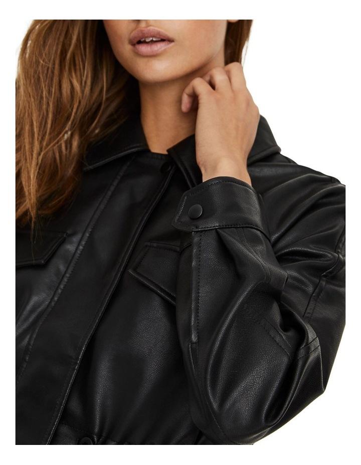 Jill Coated Jacket image 5