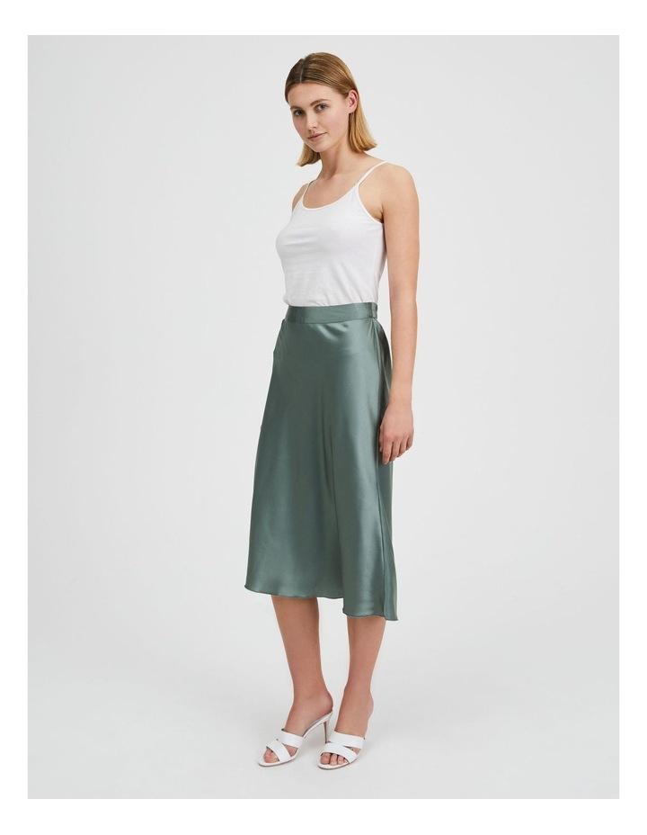 Christas Satin Skirt image 2