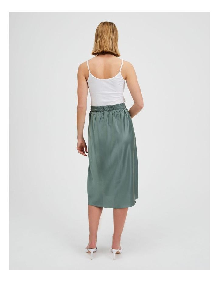 Christas Satin Skirt image 3