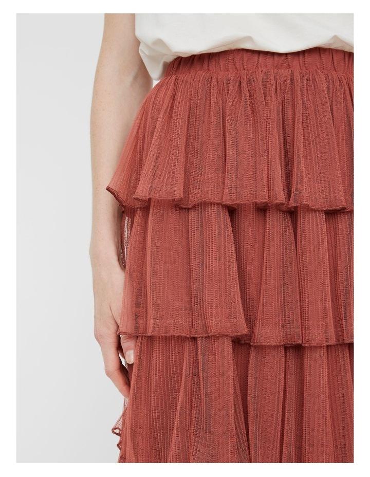 Mira Calf Skirt image 4