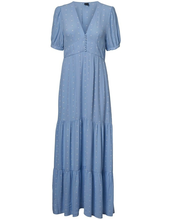 Ally 2/4 V-Neck Ancle Dress image 1