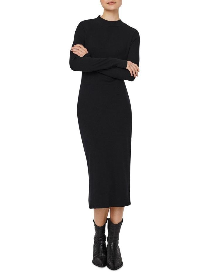 Harriet Long Sleeve High Neck Dress image 1