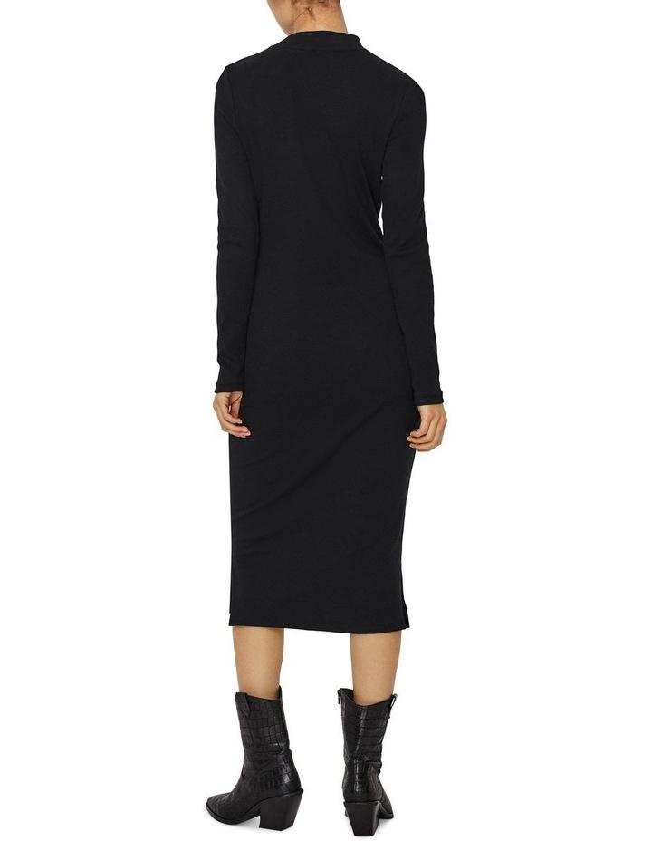 Harriet Long Sleeve High Neck Dress image 2