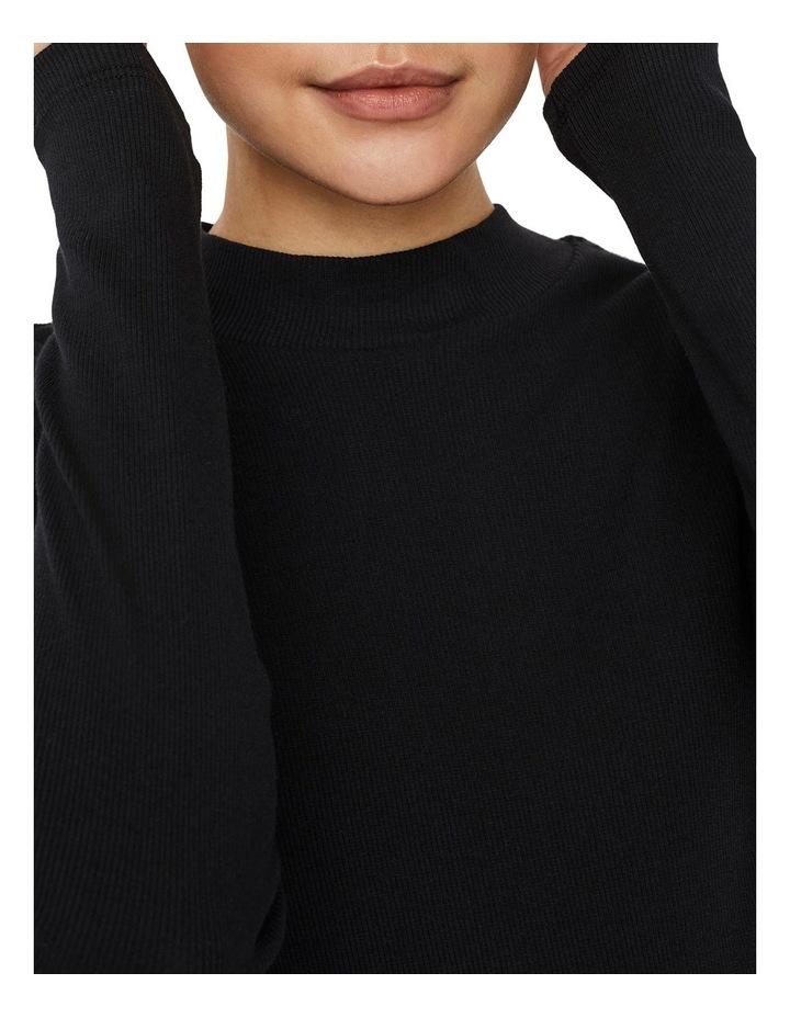 Harriet Long Sleeve High Neck Dress image 5