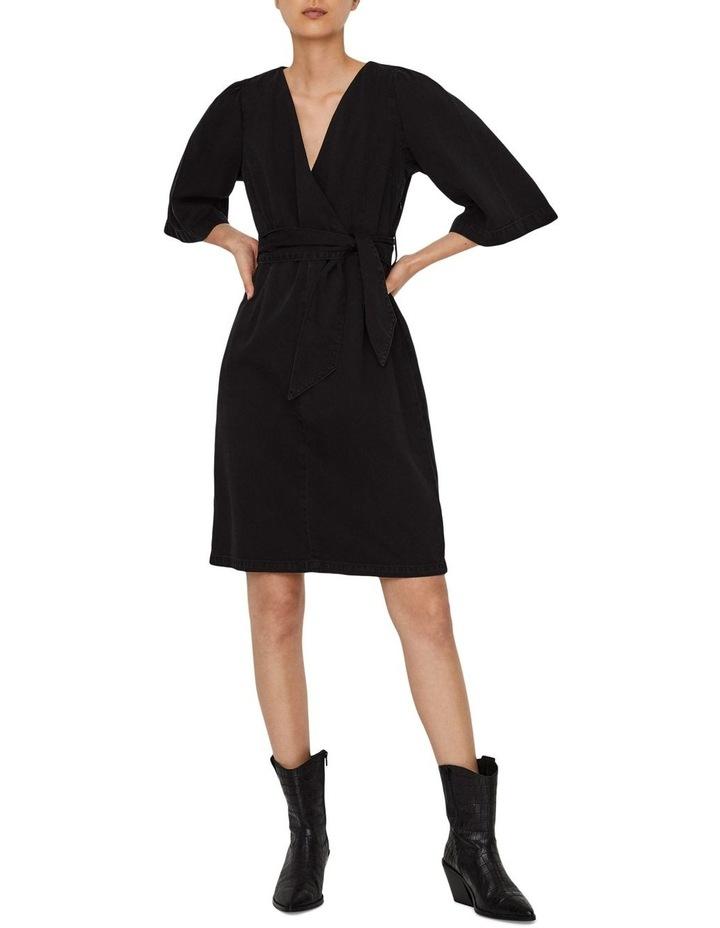 Faye 2/4 Short Dress image 3