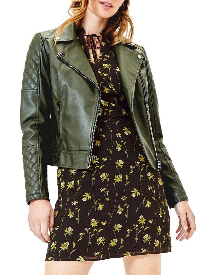 Daffodil Lace Trim Shift Dress image 2