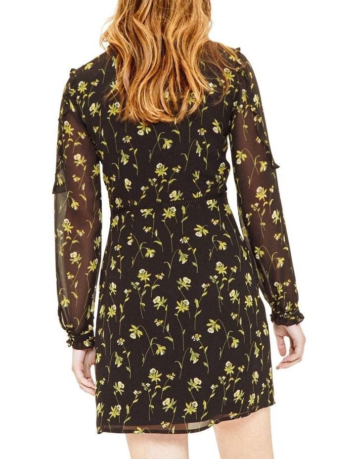 Daffodil Lace Trim Shift Dress image 3