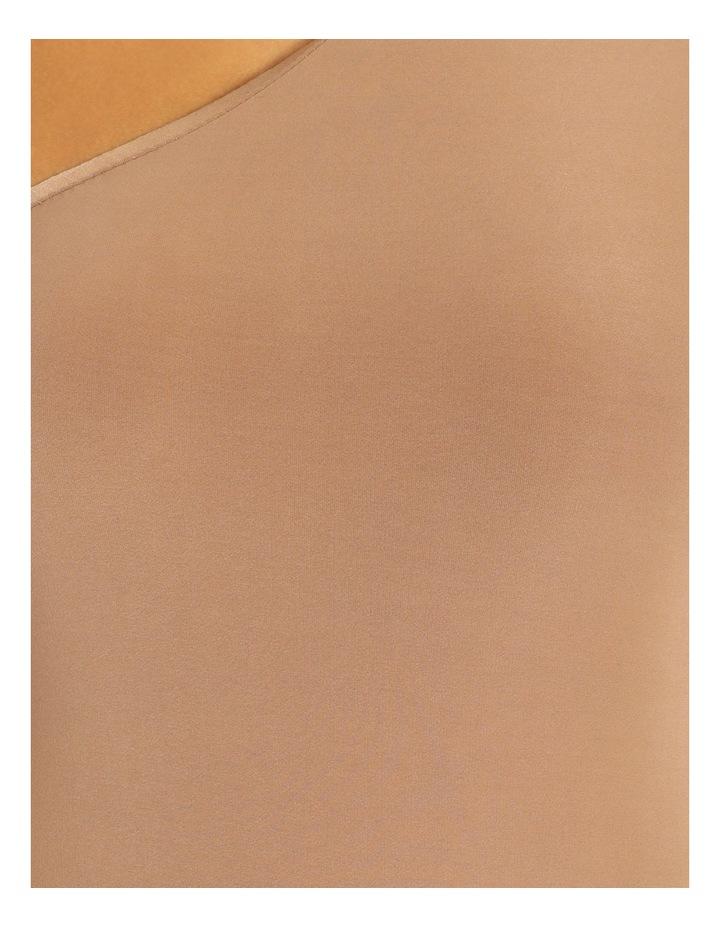 Sculpted Seam Free One Shoulder Bodysuit image 5