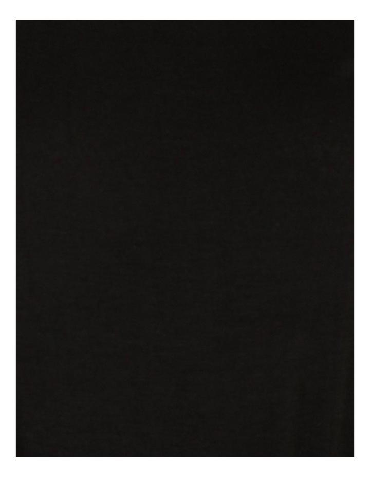 Crew Neck Cap Sleeve Bodysuit image 7