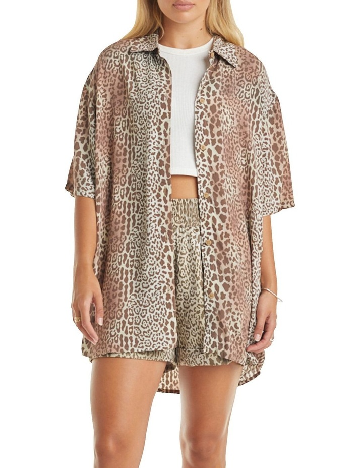 Claudia Shirt Leopard image 1