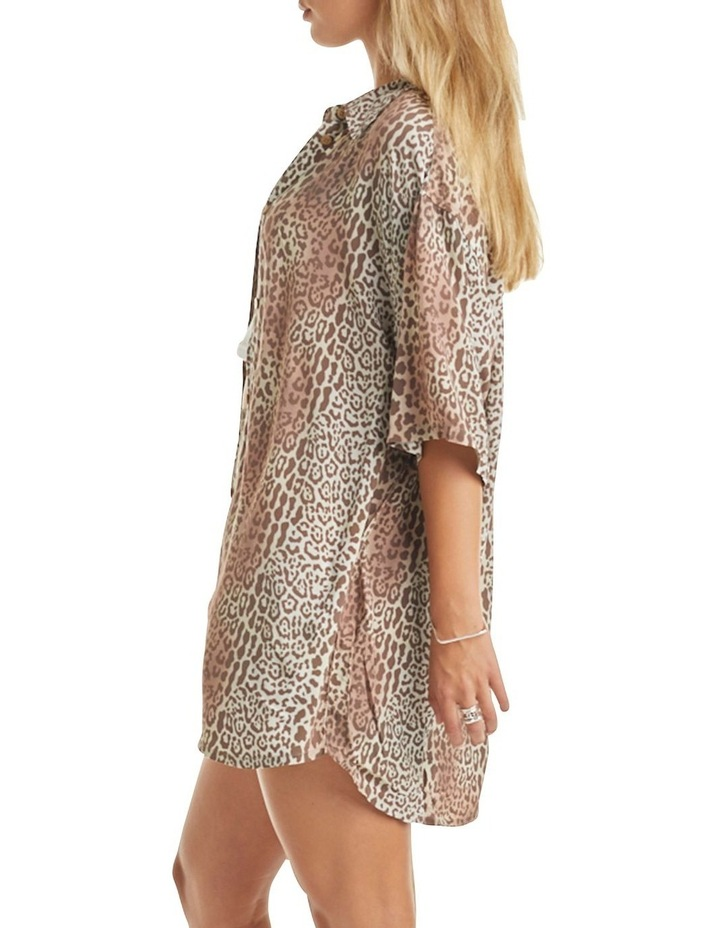 Claudia Shirt Leopard image 2