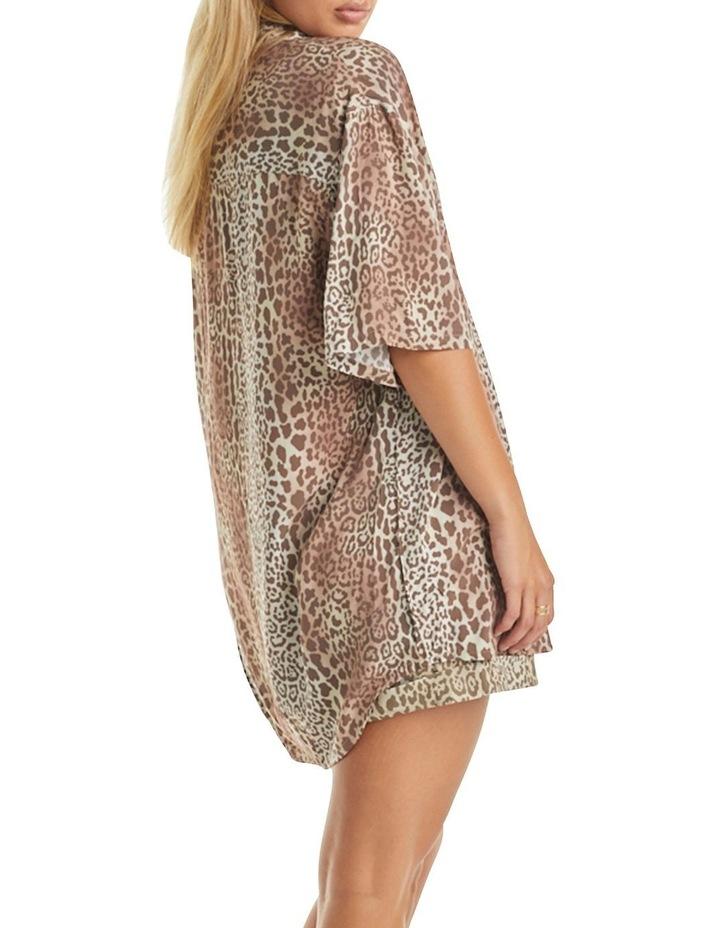 Claudia Shirt Leopard image 3