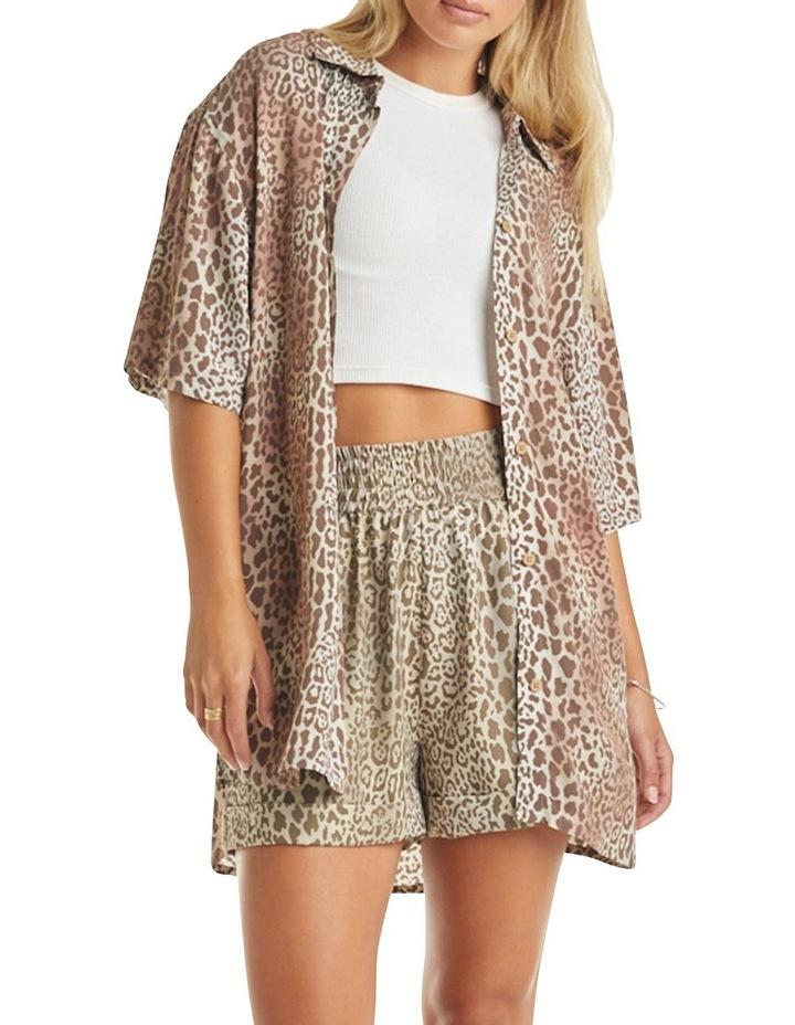 Claudia Shirt Leopard image 4