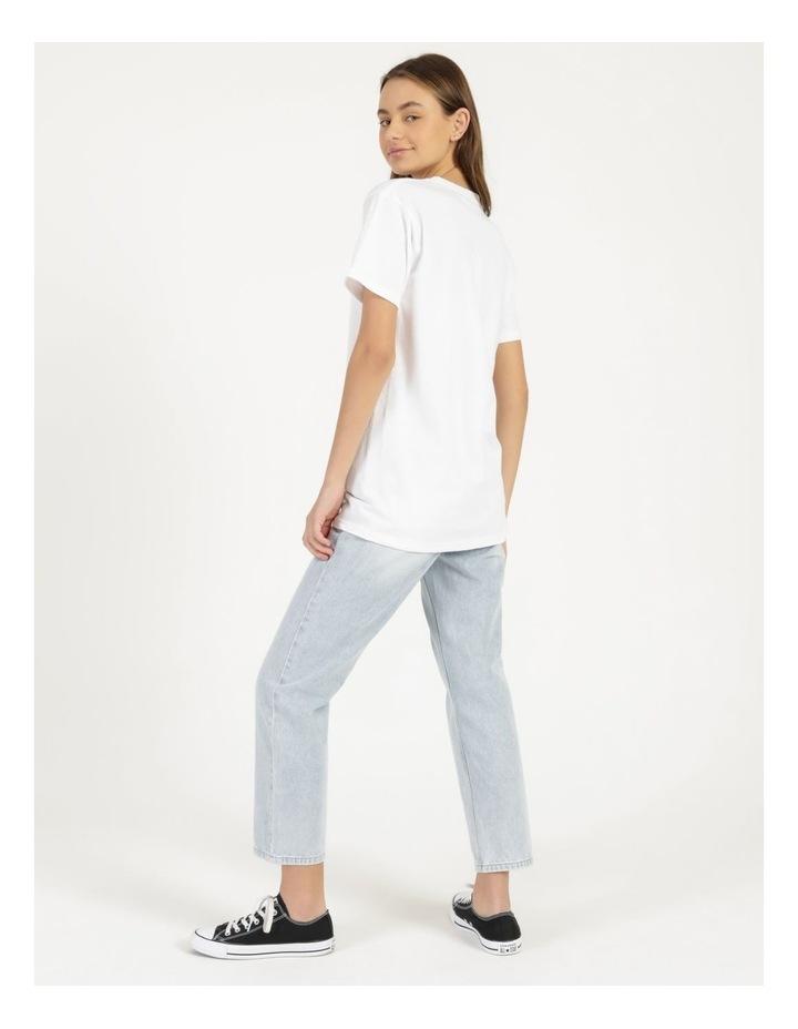 Texas Graphic Short Sleeve Oversized T Shirt image 4