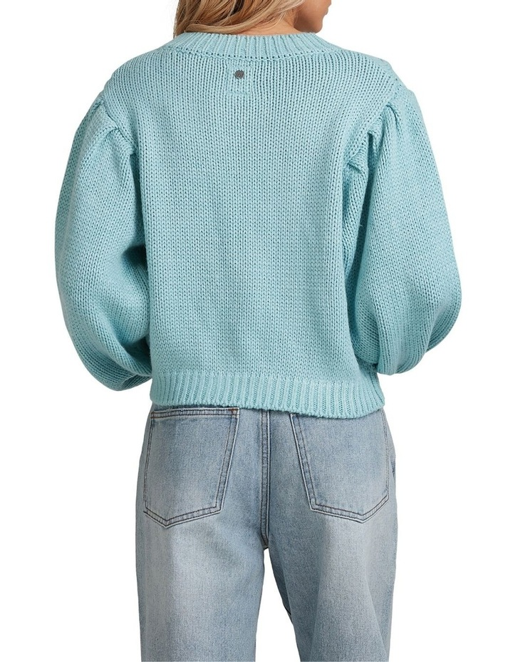 Bluesday Cable Knit Crew image 1