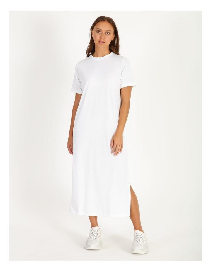 Basic Tshirt Midi Dress image 1