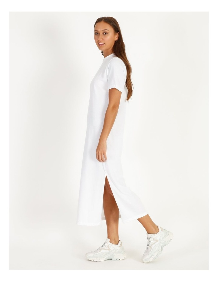 Basic Tshirt Midi Dress image 2