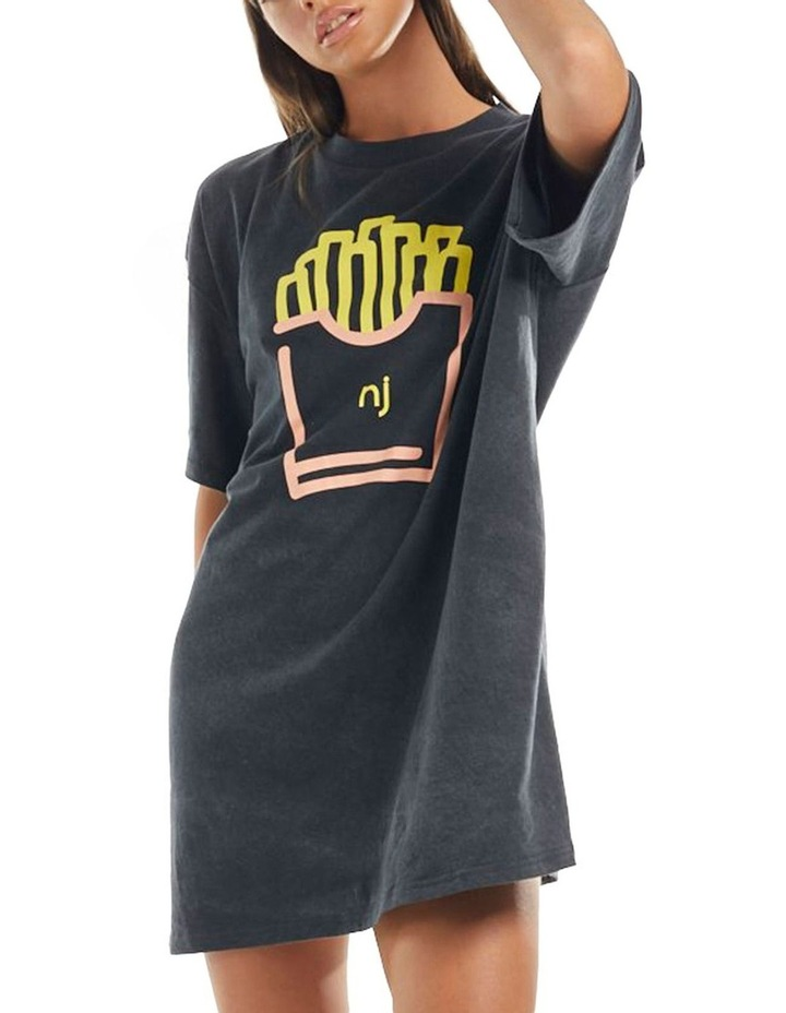 It's French Tee Dress image 2