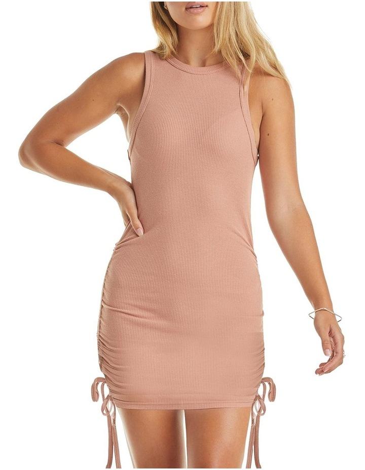 Venice Mini Dress Rosewood image 1
