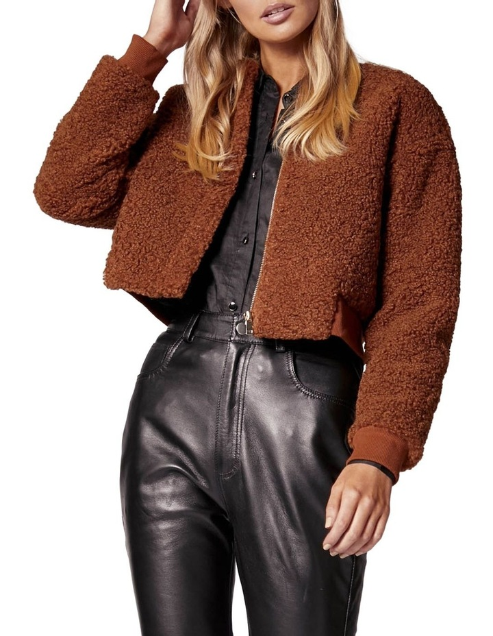 Dawn Fur Jacket image 1