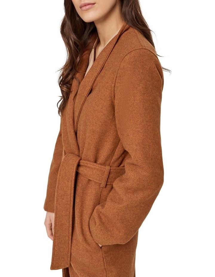 Steva Wool Coat image 4