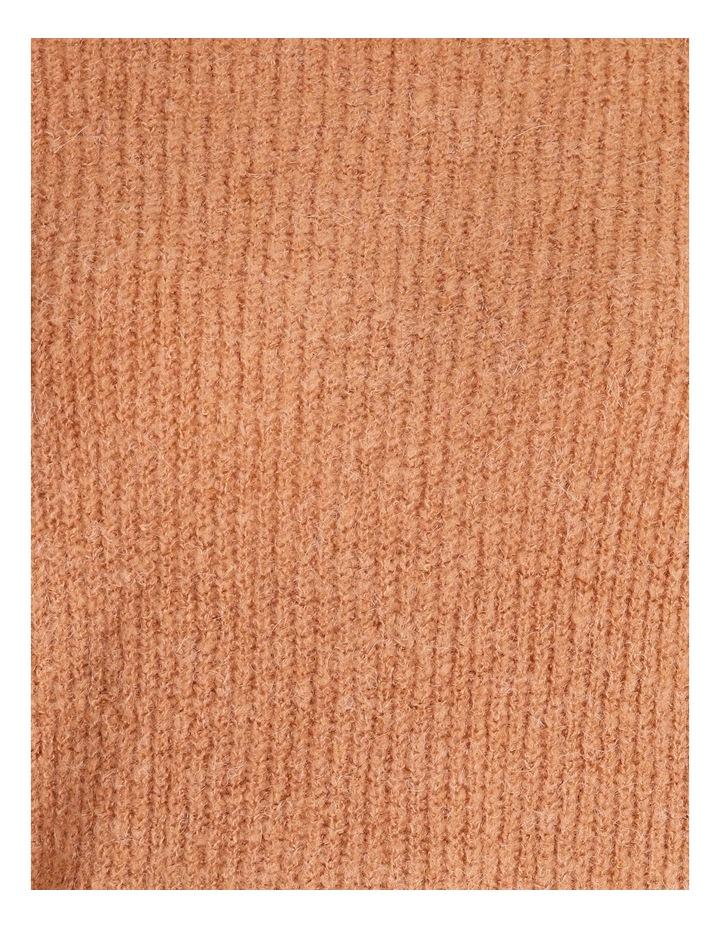 Mocha Knit Pullover image 5