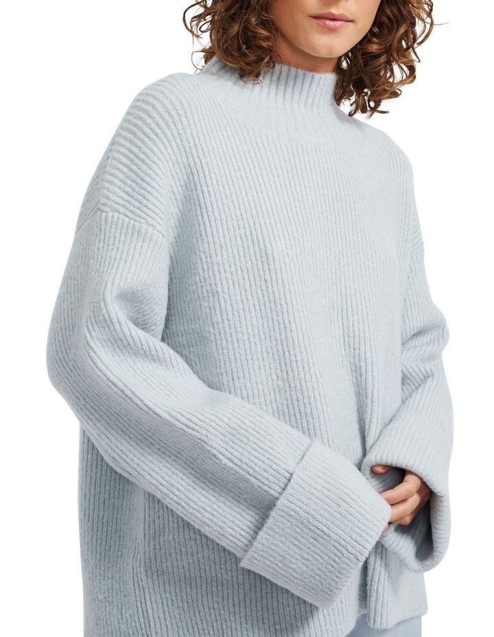 Elise Rib Knit Jumper image 4