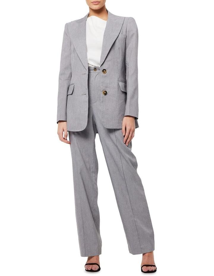 The Empower Me Grey Blazer image 1