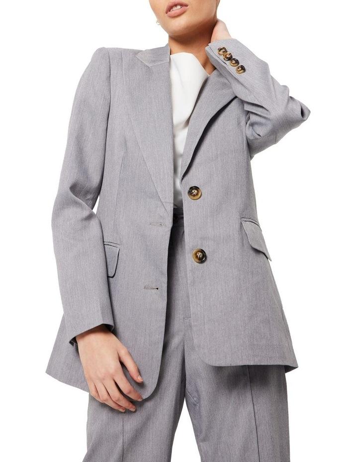 The Empower Me Grey Blazer image 3