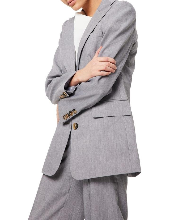 The Empower Me Grey Blazer image 5