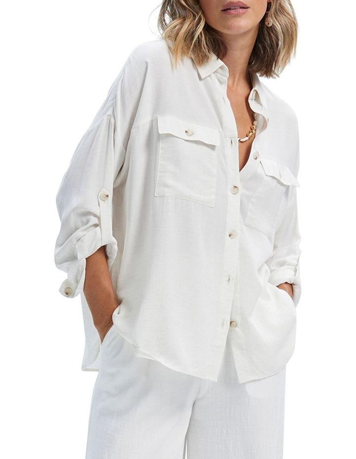Nurture Oversize Shirt image 1
