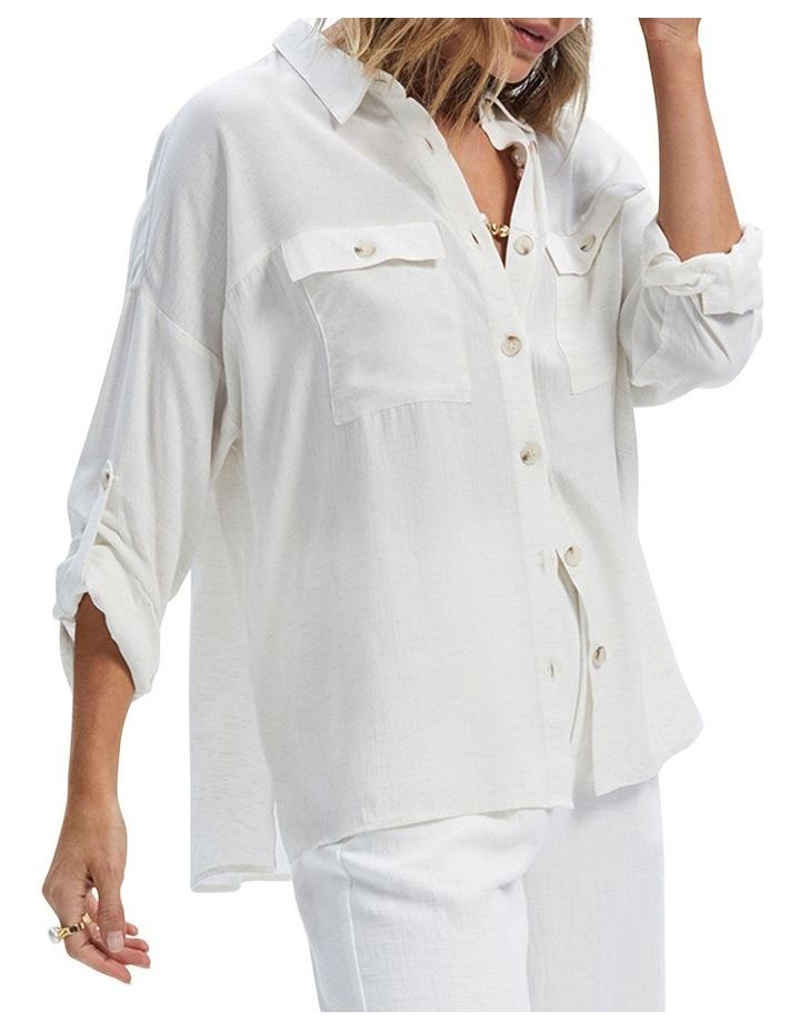 Nurture Oversize Shirt image 2