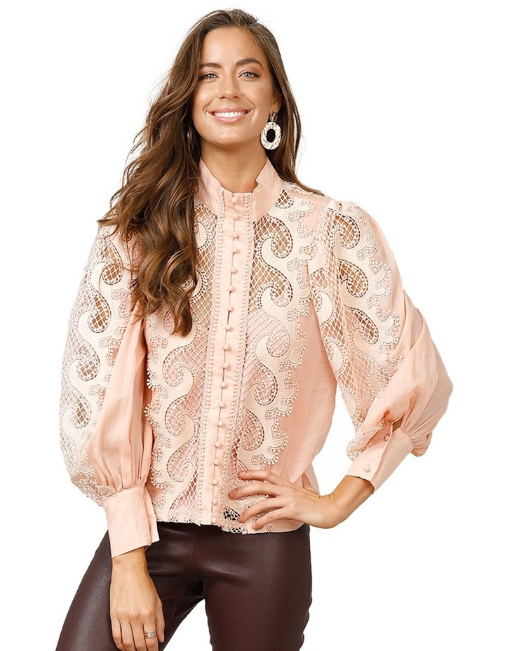 Victoriana Lace Blouse image 1