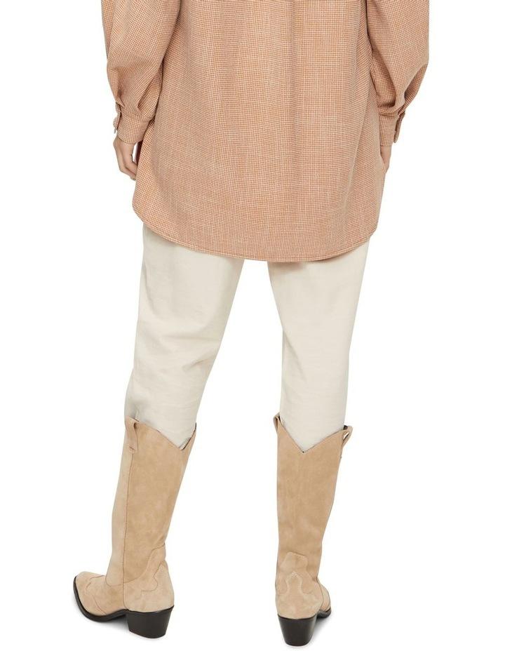 Melva Long Sleeve Long Shirt image 2