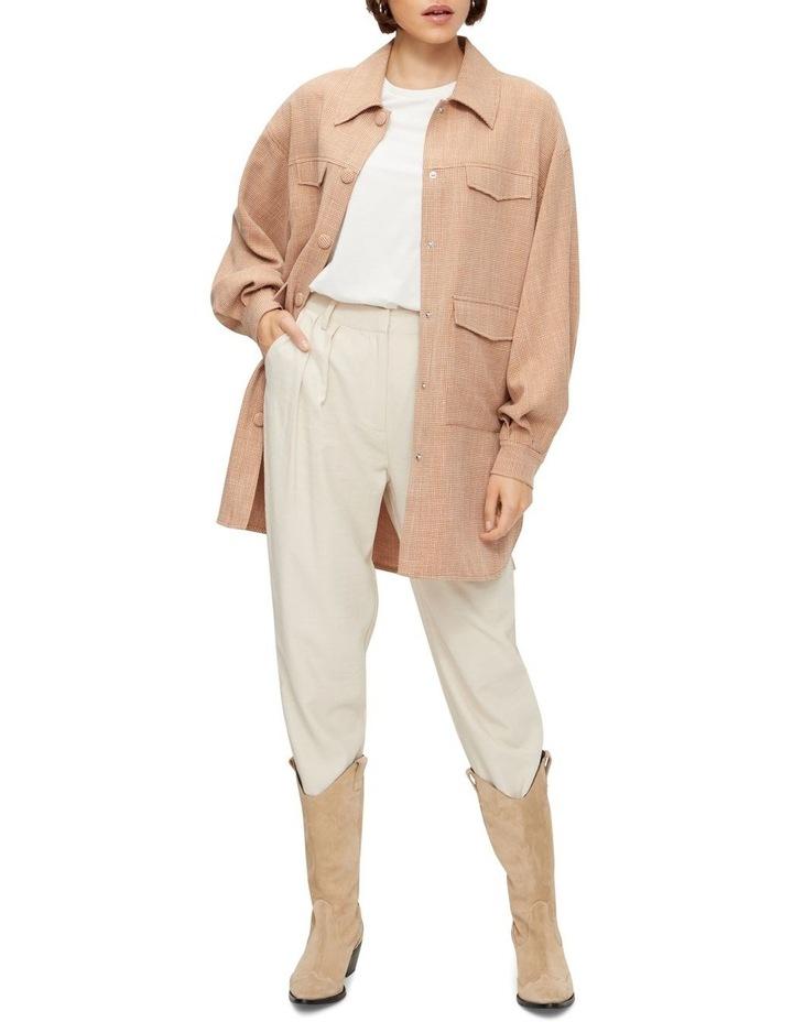 Melva Long Sleeve Long Shirt image 3