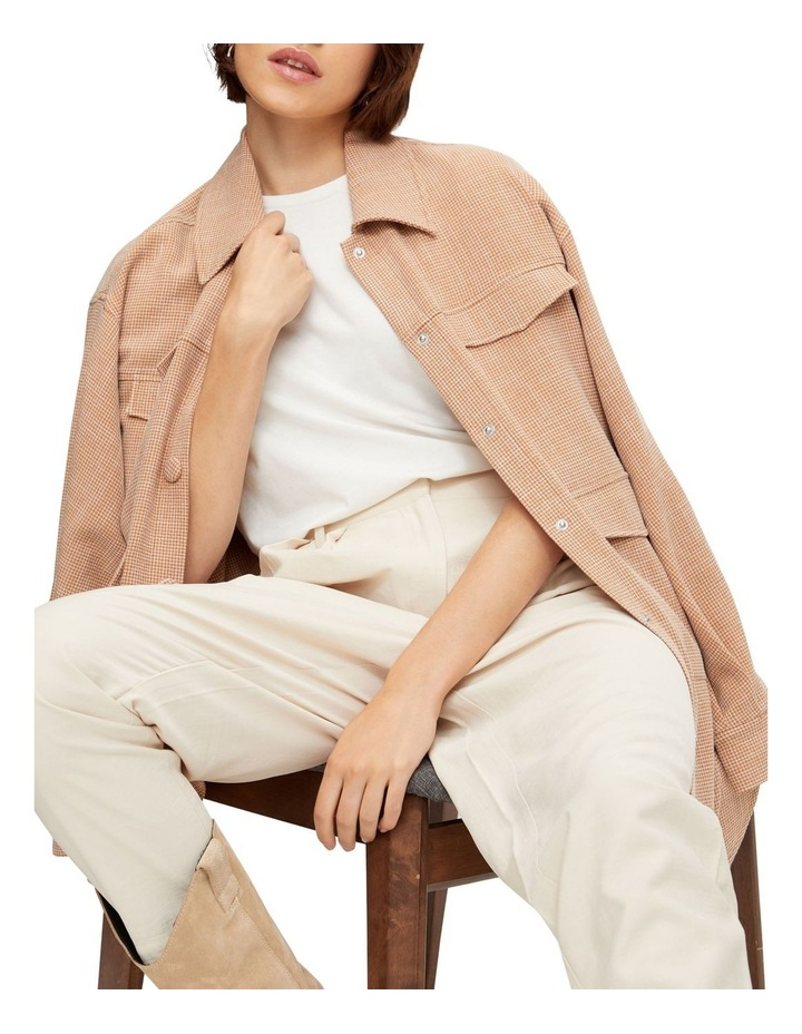 Melva Long Sleeve Long Shirt image 4