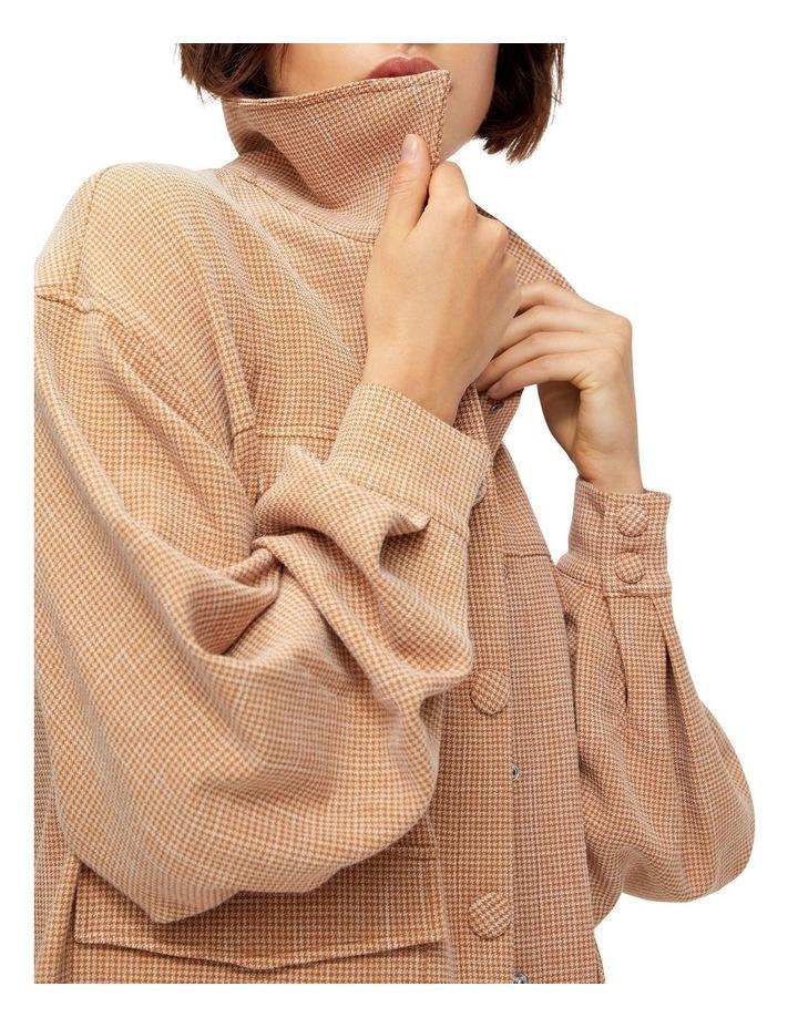Melva Long Sleeve Long Shirt image 5