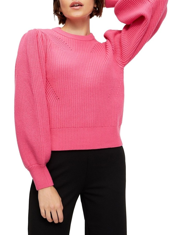 Matilde Long Sleeve Knit Pullover image 1