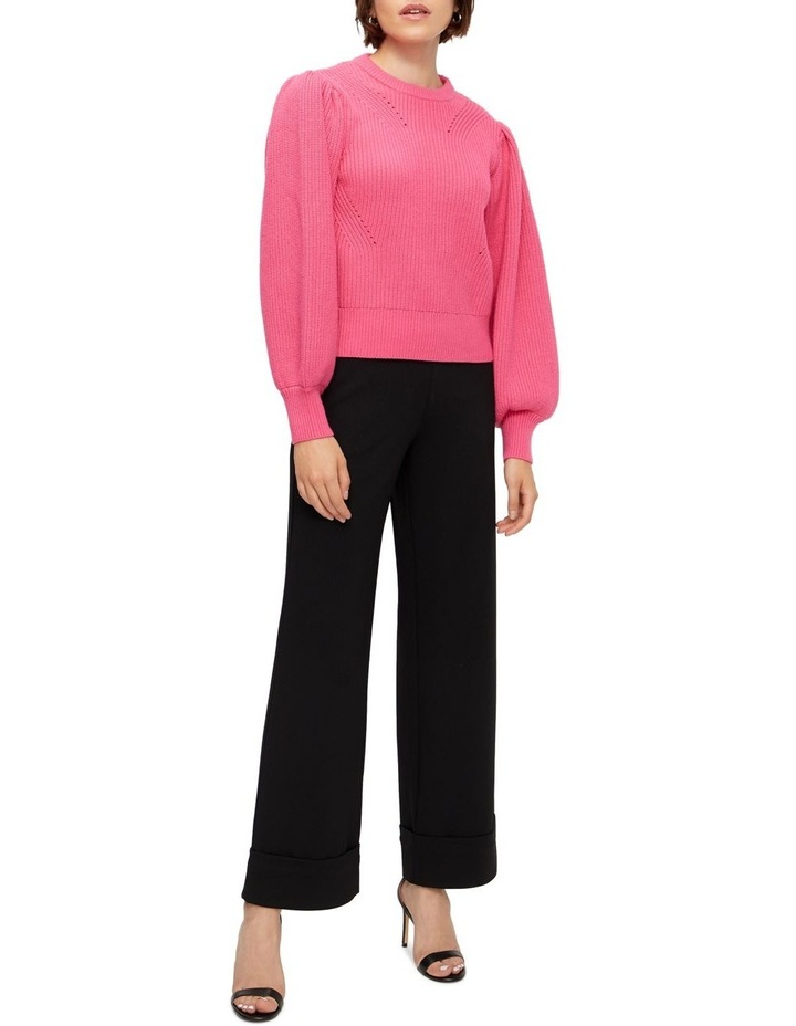 Matilde Long Sleeve Knit Pullover image 3