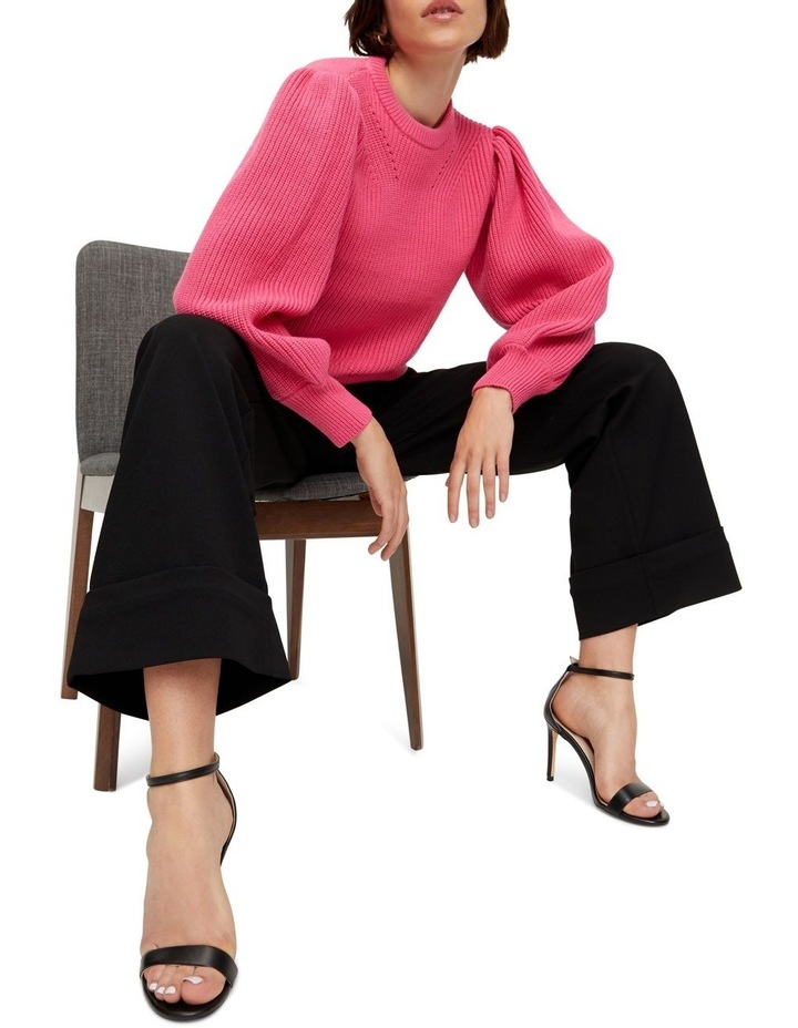Matilde Long Sleeve Knit Pullover image 4