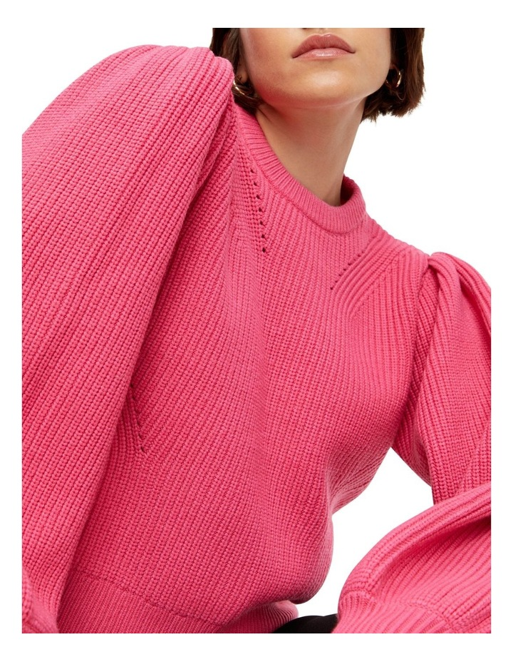Matilde Long Sleeve Knit Pullover image 5