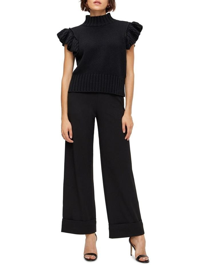 Meggy Short Sleeve Knit Vest image 3
