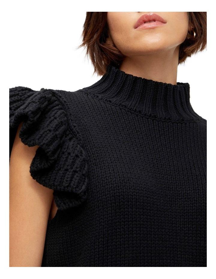 Meggy Short Sleeve Knit Vest image 5