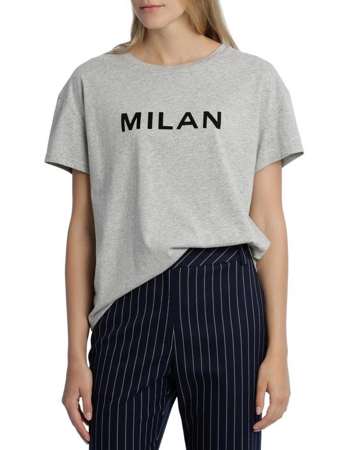 Milan Tee image 1